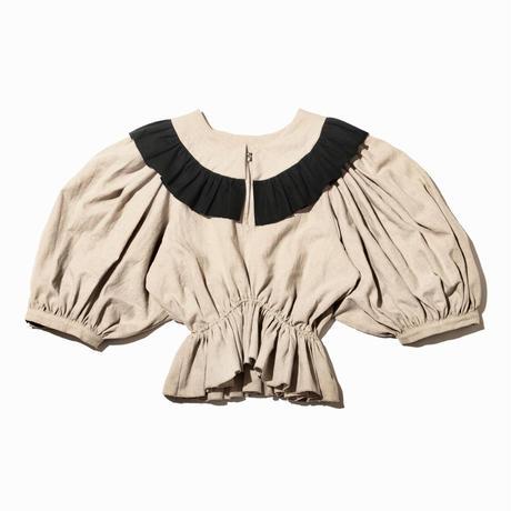 hazelnut blouse