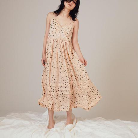 heart flocky dress