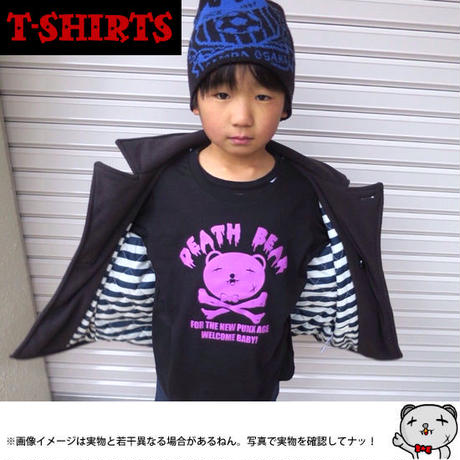 KIDZ&LADIES T-SHIRTS【FOR THE PUNX BABY】