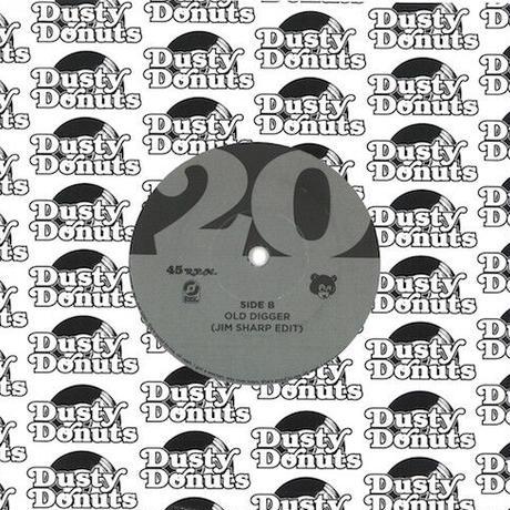 V.A (JIM SHARP presents) / FEELIN' GOOD b/w OLD DIGGER <edit / HIPHOP / jazz>