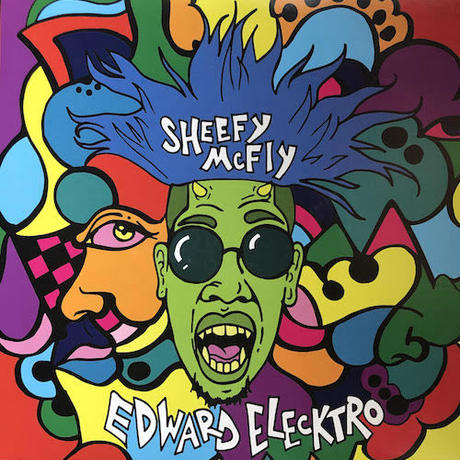 "(12""/ used) SHEEFY McFLY / EDWARD ELECKTRO     <Ghetto House / House>"