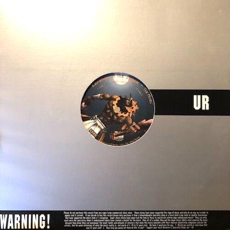 "(12""/ used) UR / Revenge of the Jaguar the mixes  <detroit techno>"