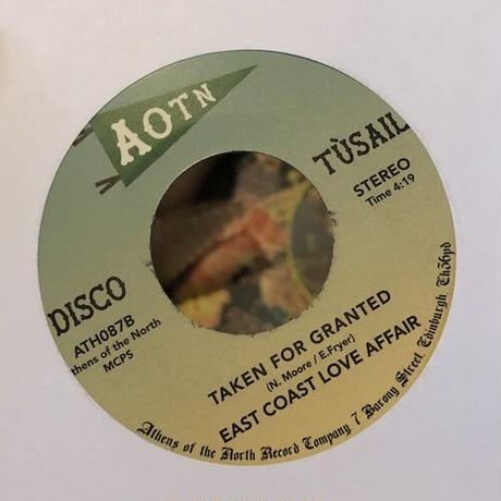 """(7"""") East Coast Love Affair / Don't Be Afraid  <boogie / soul>"""