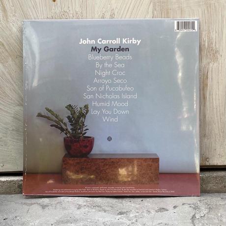 (LP) John Carroll Kirby /My Garden  <piano / down tempo /jazz>