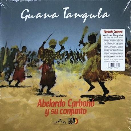 (LP) Abelardo Carbono / Guana Tangula  <world / Champeta / colombia>