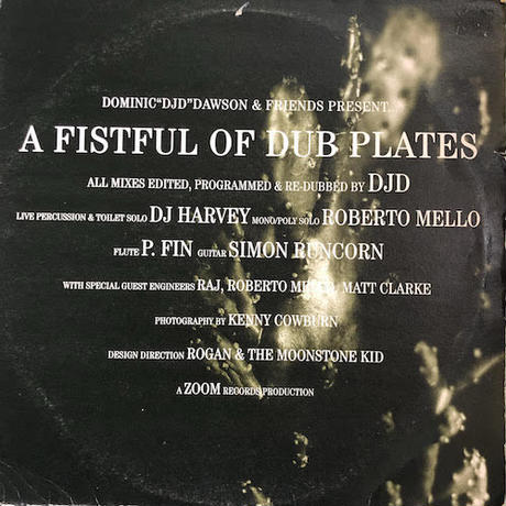 "(12""×2 /used) V.A. ‎/ A Fistful Of Dub Plates    <house / dub>"