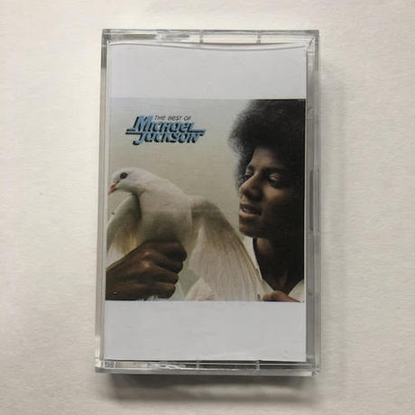 (TAPE / USED) MICHAEL JACKSON / The Best of MICHAEL JACKSON   <soul / boogie>