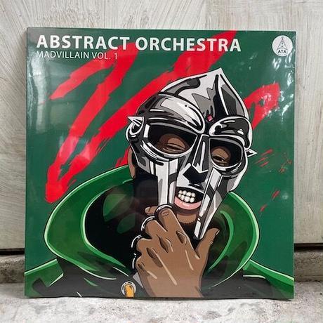 (LP) Abstract Orchestra / Madvillain Vol. 1  <HIPHOP / Big Band>