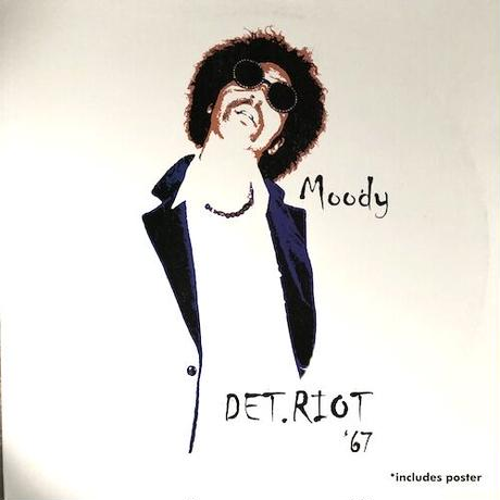 (LP/ used) Moody / Det.riot '67  <detroit house / beatdown>