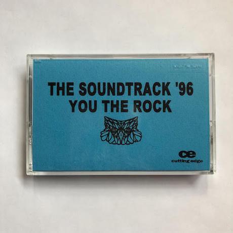 (TAPE) YOU THE ROCK / THE SOUNDTRACK '96      <HIPHOP / RAP / JPN>