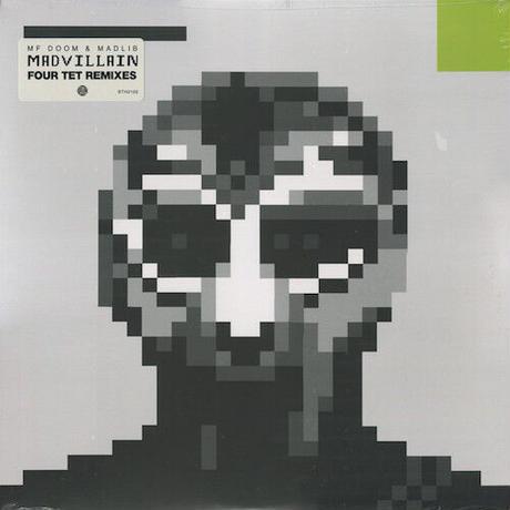 (LP) MADVILLAIN / FOUR TET REMIXES  <HIPHOP / RAP>