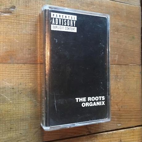 (TAPE) THE ROOTS / Organix     <HIPHOP / RAP / used>