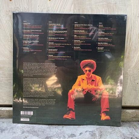 (2LP+DL code) V.A. / Late Night Tales  Version Excursion selected by Don Letts  <Reggae / Dub>