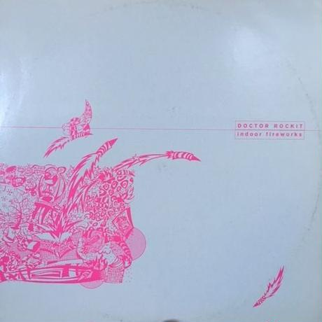 (2LP / used) Doctor Rockit / Indoor Fireworks  <house / electronica>