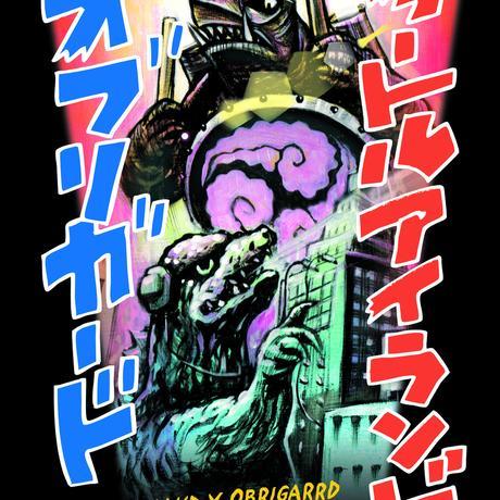 (ポスター) OBRIGARRD × TURTLE ISLAND  B2サイズ