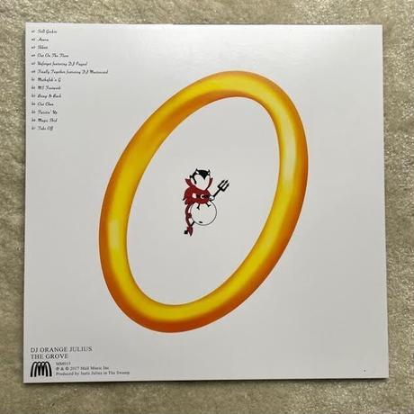 (LP) DJ Orange Julius / The Grove  <juke / footwork>