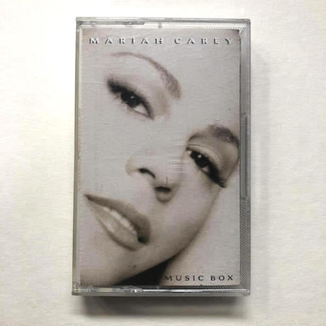 (TAPE) Mariah Carey ‎/ Music Box      <R&B / POPULAR>