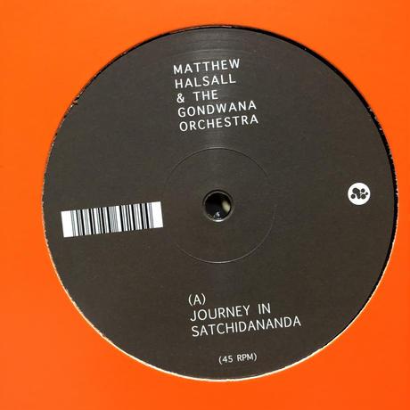 "(12"")Matthew Halsall & The Gondwana Orchestra / Journey In Satchidananda"
