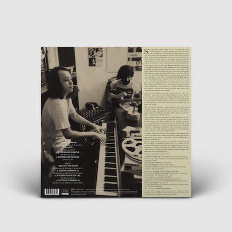 (TAPE) Azymuth / Demos 1973-1975 Volumes 1&2  <Jazz / fusion>
