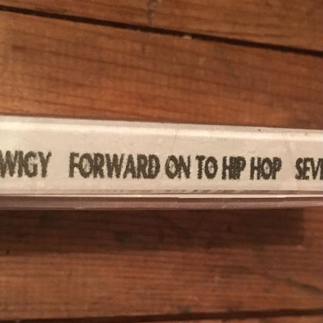 (TAPE) TWIGY / Forward on to HIPHOP SEVEN DIMENTIONS