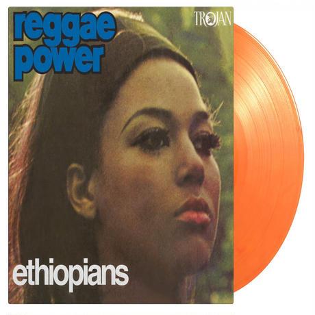 (LP) Ethiopians / Regge Power  <reggae>