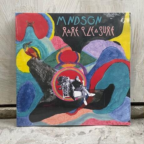 (LP) Mndsgn / Rare Pleasure   <HIPHOP / soul>