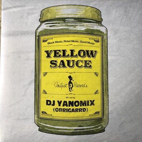 (MIXCD) DJ YANOMIX / YELLOW SAUCE  <mix / hiphop / latin>