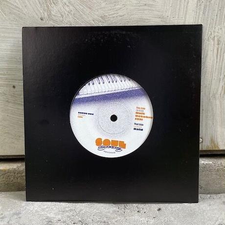 """(7"""") Soul Supreme / Huit Octobre 1971  <HIPHOP / BEATDOWN>"""