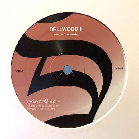 """(12""""/ used) Theo Parrish / Solitary Flight  <house / detroit>"""