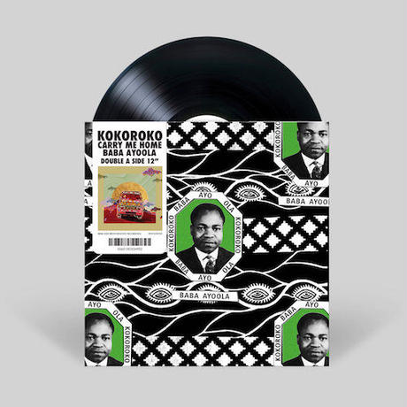 """(12"""") KOKOROKO / BABA AYOOLA/CARRY ME HOME <afro beat>"""