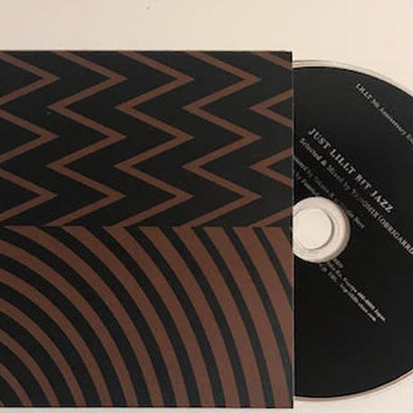 (MIXCD) YANOMIX / JUST LILLT BIT JAZZ    <MIXCD / downtempo / jazz>