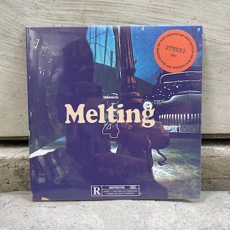 (MIXCD) DJ KIYO / MELTING4-HIP HOP EDITION-    <mix / HIPHOP>