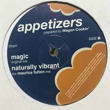 """(12""""/ used) Wagon Cookin' /  Magic  <deep house / tribal>"""