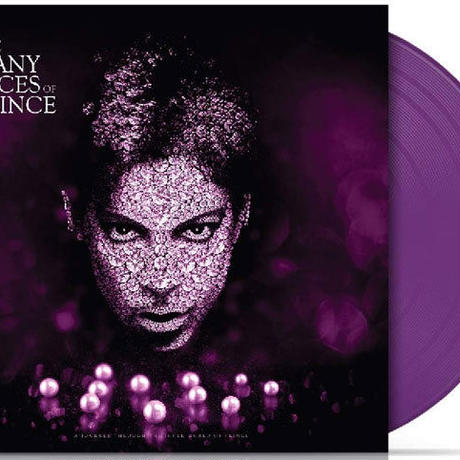 (2LP-Purple Vinyl) Prince/V.A  The Many Faces Of -