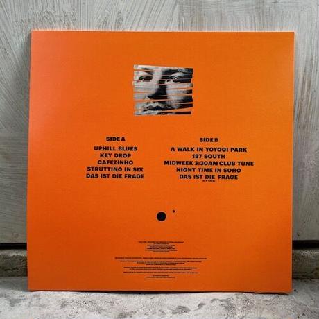 (LP) Guido Spannocchi / Periherlion   <NEO JAZZ>