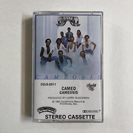 (TAPE) CAMEO / Cameosis         <funk / soul / boogie>