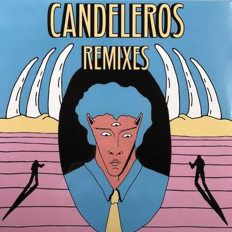 """(12"""") CANDELEROS / REMIXES  <world / electronics>"""