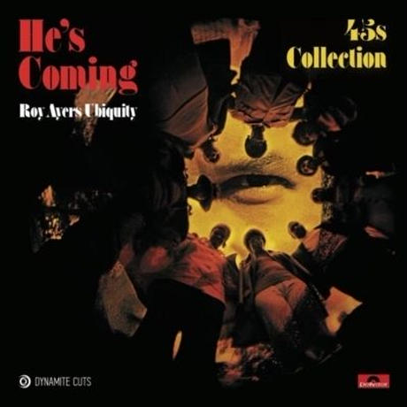 "(7""×2) Roy Ayres / He's Coming 45's Collection  <soul / boogie>"