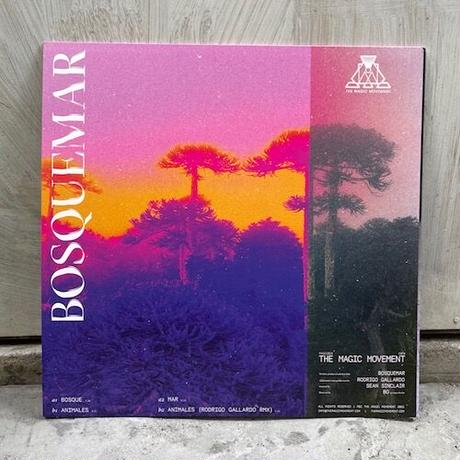 "(12"") BOSQUEMAR / BOSQUEMAR EP  <slo house >"
