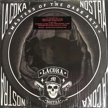 (2LP) LA COKA NOSTRA / Masters Of The Dark Arts  <HIPHOP / RAP>