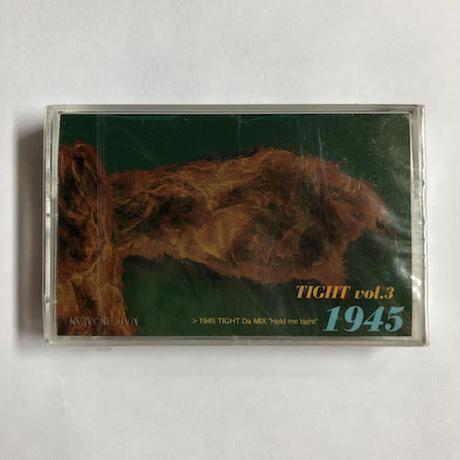 (MIXTAPE/新品デッドストック) 1945 a.k.a.KURANAKA / Tight Vol.3      <MIX / HIPHOP / DUB>