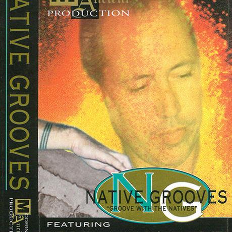 (TAPES) FRANK K H. AND FREDDY BOY PARAZ / NATIVE GROOVES  <world / breakbeats / hawaii>
