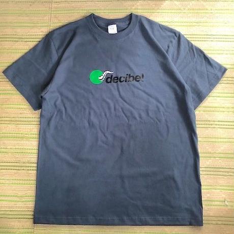 (T-shirts) decibel × D.F Sqez Tee