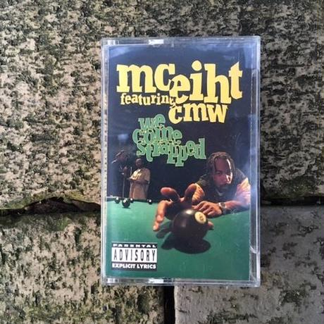 (TAPE) MC Eiht Featuring CMW /  We Come Strapped  <HIPHOP / G-RAP>