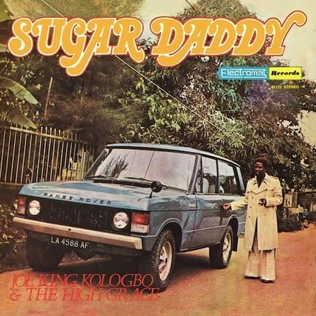 (LP) JOE KING KOLOGBO & THE HIGH GRACE / Sugar Daddy           <soul / funk / afro / boogie>