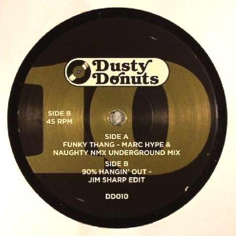 "(7"") JIM SHARP / Funky Thang           <HIPHOP / funk / mush up>"