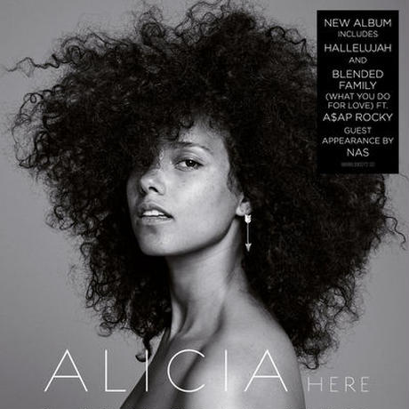 (2LP) ALICIA KEYS / Here        <R&B / HIPHOP>