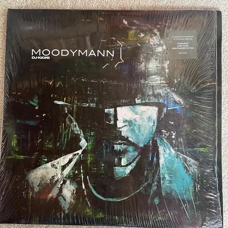 (3LP/used) V.A. / DJ KICKS : MOODYMANN  <SOUL / Downtempo>