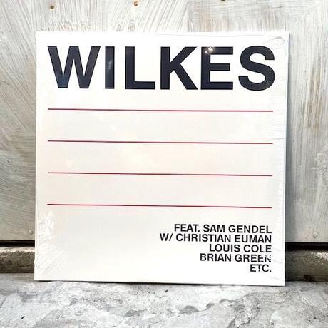 (LP) Sam Wilkes / WILKES  <ambient / jazz>