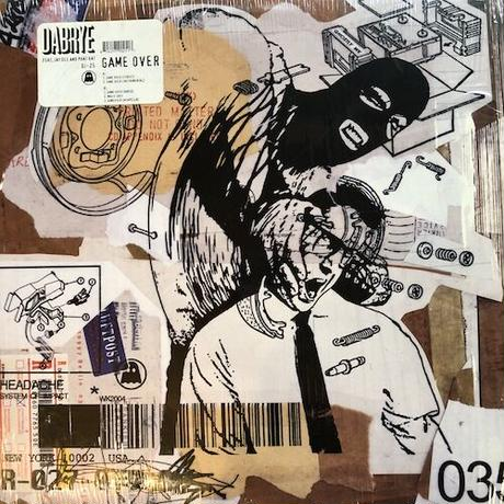 """(12""""/ USED) Dabrye Feat. Jay Dee And Phat Kat / Game Over  <hiphop / rap>"""